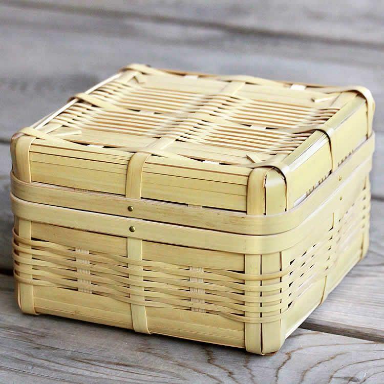 白竹ランチボックス(小)