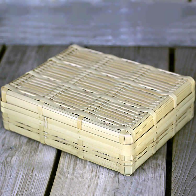白竹ランチボックス(特大)