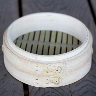 竹蒸篭(せいろ)18cm身のみ