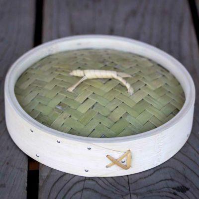 竹蒸篭(せいろ)18cmフタのみ