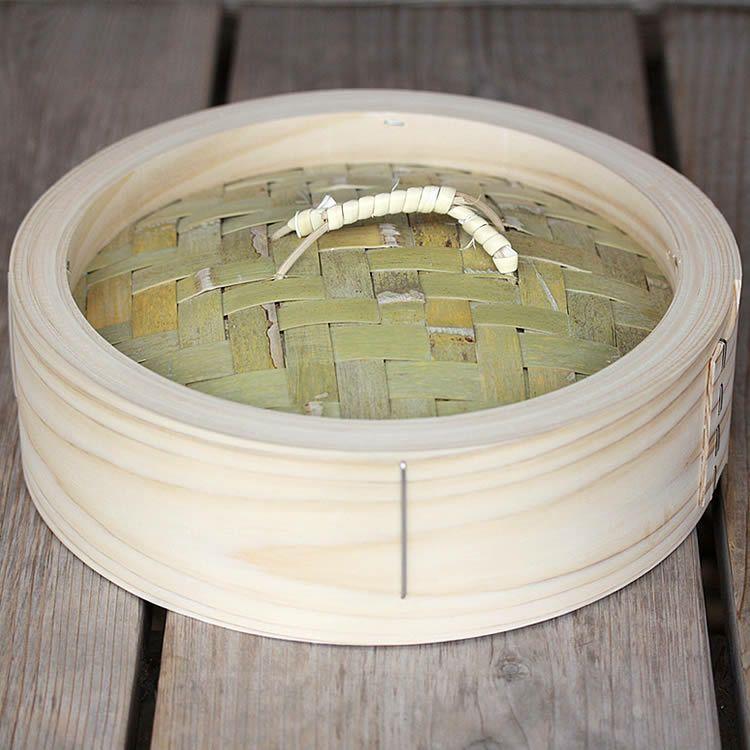 檜中華蒸籠24㎝蓋のみ