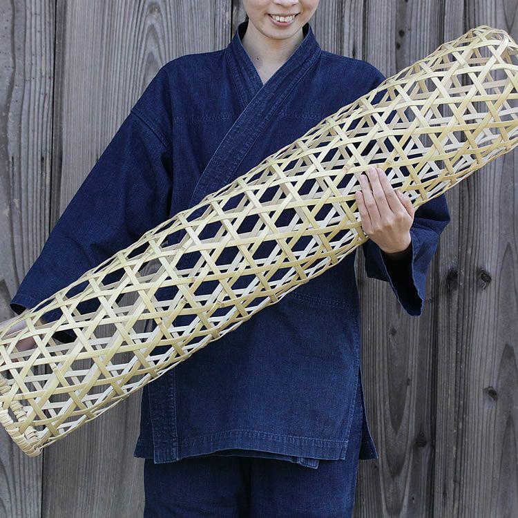 白竹抱き枕六ツ目 100センチ